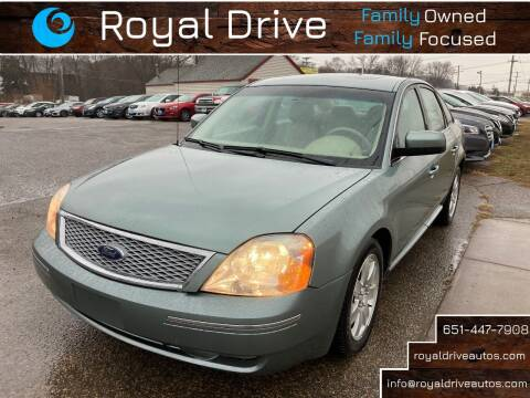 2007 Ford Five Hundred for sale at Royal Drive in Newport MN