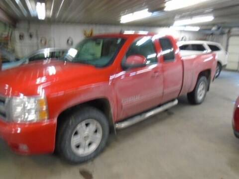 2009 Chevrolet Silverado 1500 for sale at SWENSON MOTORS in Gaylord MN