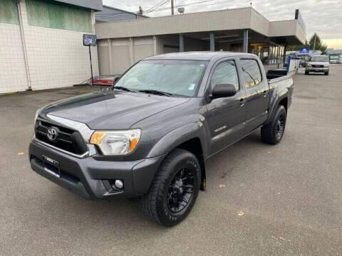 2015 Toyota Tacoma for sale at TacomaAutoLoans.com in Tacoma WA