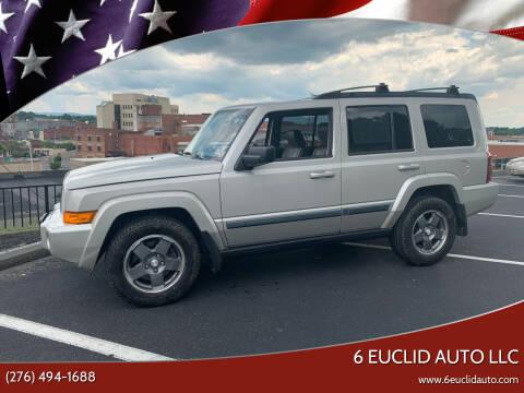 2008 Jeep Commander for sale at 6 Euclid Auto LLC in Bristol VA
