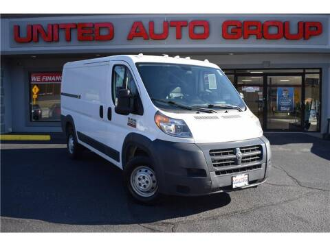 2018 RAM ProMaster Cargo for sale at United Auto Group in Putnam CT