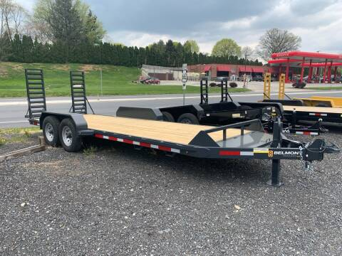 2021 Belmont Skid Steer 20' 14k for sale at Smart Choice 61 Trailers in Shoemakersville PA