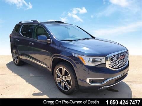 2018 GMC Acadia for sale at Gregg Orr Pre-Owned of Destin in Destin FL