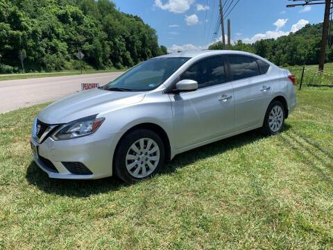 2016 Nissan Sentra for sale at ABINGDON AUTOMART LLC in Abingdon VA