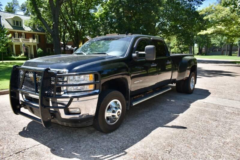 2013 Chevrolet Silverado 3500HD for sale at A Motors in Tulsa OK