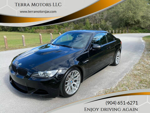 2011 BMW M3 for sale at Terra Motors LLC in Jacksonville FL