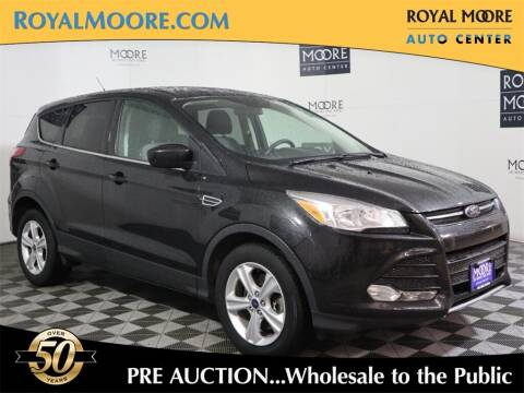 2015 Ford Escape for sale at Royal Moore Custom Finance in Hillsboro OR