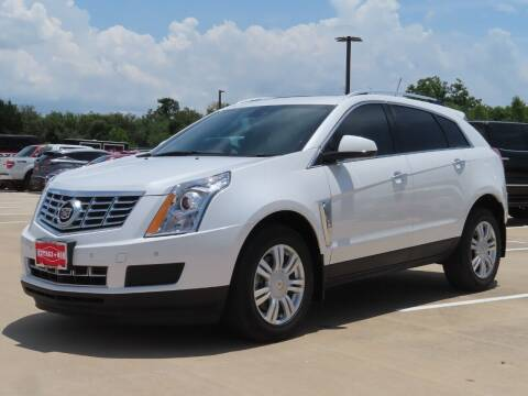 2015 Cadillac SRX for sale at Ron Carter  Clear Lake Used Cars in Houston TX