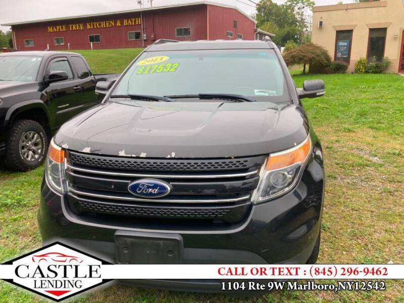 2013 Ford Explorer for sale at Classified Pre-owned Cars of Marlboro in Marlboro NY
