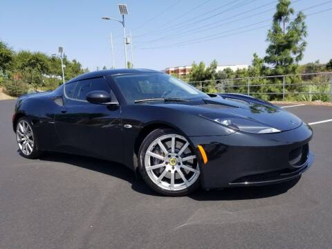2011 Lotus Evora for sale at San Diego Auto Solutions in Escondido CA