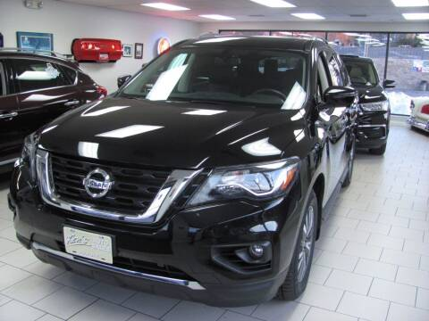 2017 Nissan Pathfinder for sale at Kens Auto Sales in Holyoke MA