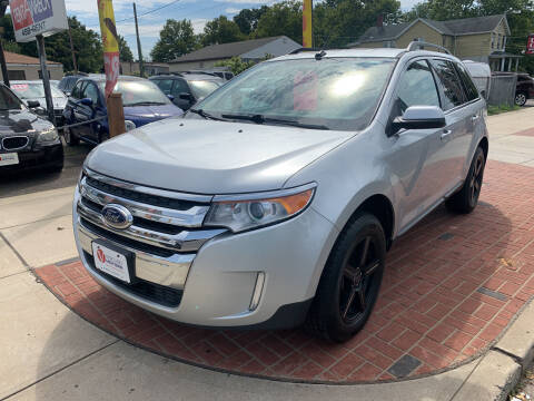 2013 Ford Edge for sale at Viscuso Motors in Hamden CT