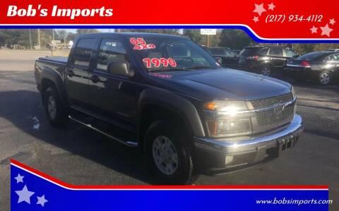2005 Chevrolet Colorado for sale at Bob's Imports in Clinton IL