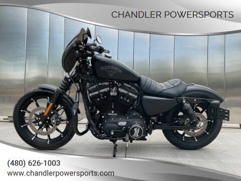 2016 Harley-Davidson Sportster Iron 883 for sale at Chandler Powersports in Chandler AZ