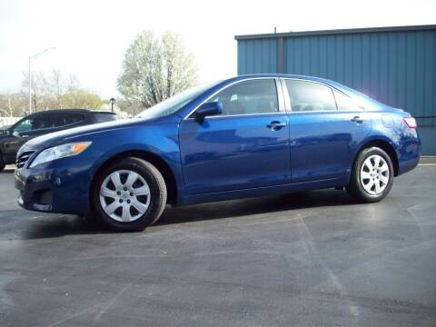2011 Toyota Camry for sale at Whitney Motor CO in Merriam KS