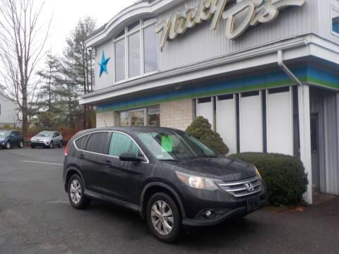 2012 Honda CR-V for sale at Nicky D's in Easthampton MA