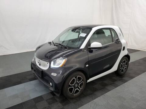 2018 Smart fortwo electric drive for sale at Smart Car City in Staten Island NY