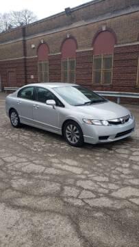 2010 Honda Civic for sale at Seran Auto Sales LLC in Pittsburgh PA