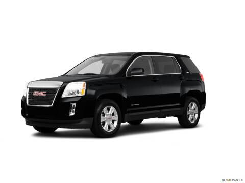 2010 GMC Terrain for sale at PATRIOT CHRYSLER DODGE JEEP RAM in Oakland MD
