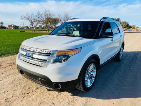 2014 Ford Explorer for sale at A AND A AUTO SALES in Gadsden AZ