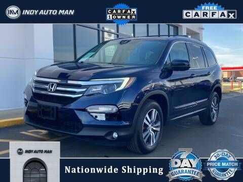 2016 Honda Pilot for sale at INDY AUTO MAN in Indianapolis IN