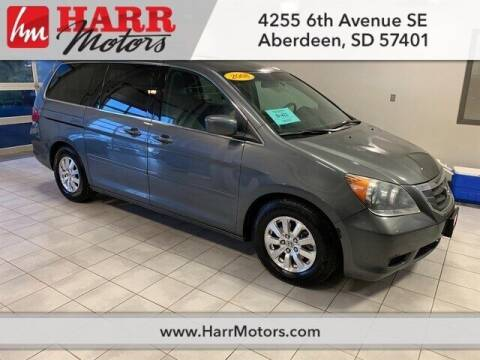 2008 Honda Odyssey for sale at Harr Motors Bargain Center in Aberdeen SD