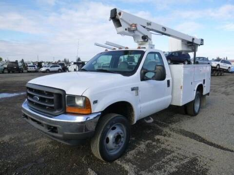 2000 Ford F-450 Super Duty for sale at Armstrong Truck Center in Oakdale CA