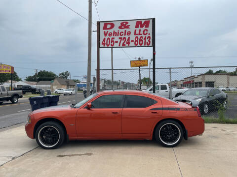 2006 Dodge Charger for sale at D & M Vehicle LLC in Oklahoma City OK