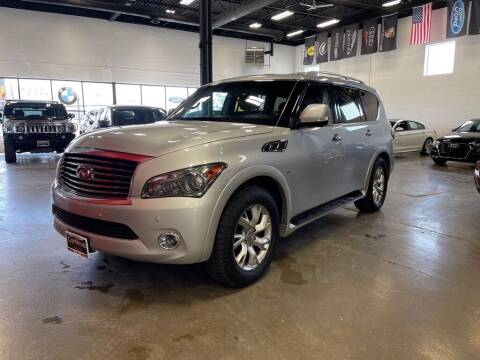 2014 Infiniti QX80 for sale at CarNova in Sterling Heights MI