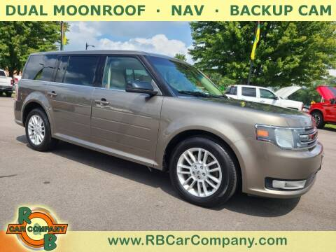 2014 Ford Flex for sale at R & B Car Company in South Bend IN