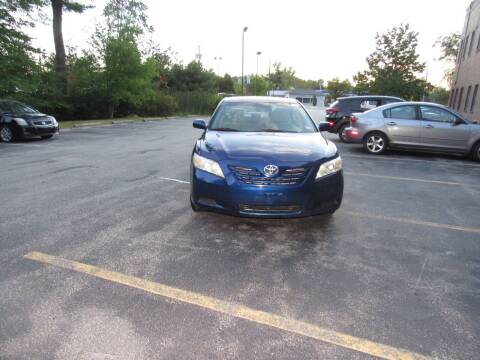 2009 Toyota Camry for sale at Heritage Truck and Auto Inc. in Londonderry NH
