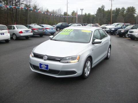 2013 Volkswagen Jetta for sale at Auto Images Auto Sales LLC in Rochester NH
