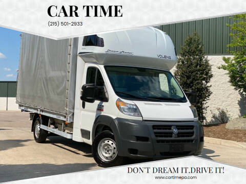 2017 RAM ProMaster Cab Chassis for sale at Car Time in Philadelphia PA