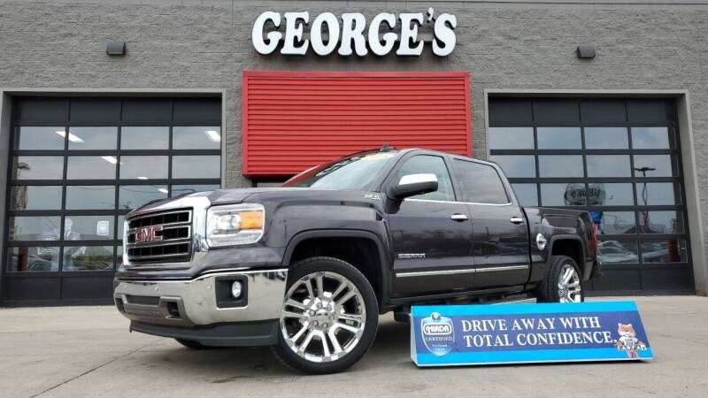 2015 GMC Sierra 1500 for sale at George's Used Cars - Pennsylvania & Allen in Brownstown MI