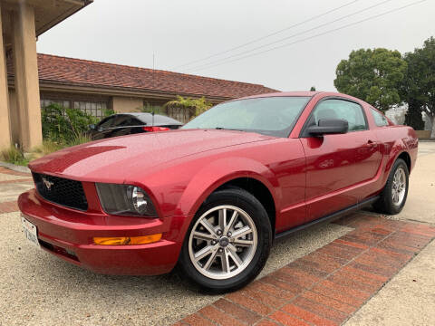 2005 Ford Mustang for sale at Auto Hub, Inc. in Anaheim CA