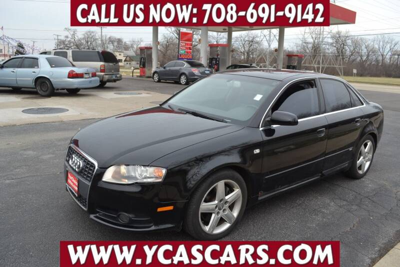 2007 Audi A4 for sale at Your Choice Autos - Crestwood in Crestwood IL