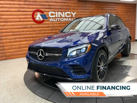 2018 Mercedes-Benz GLC for sale at Dixie Motors in Fairfield OH