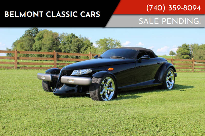1999 Plymouth Prowler for sale at Belmont Classic Cars in Belmont OH