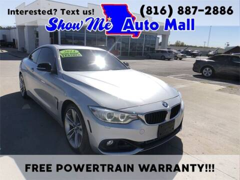 2014 BMW 4 Series for sale at Show Me Auto Mall in Harrisonville MO