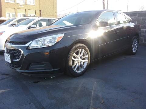 2015 Chevrolet Malibu for sale at Village Auto Outlet in Milan IL