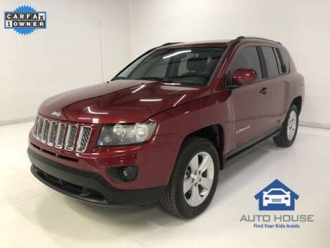 2014 Jeep Compass for sale at Autos by Jeff in Peoria AZ