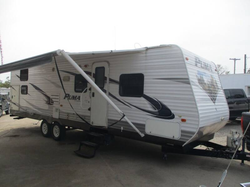 2011 Palomino PUMA BUNKHOUSE -10 for sale at Schrader - Used Cars in Mount Pleasant IA