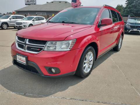 2013 Dodge Journey for sale at Triangle Auto Sales in Omaha NE