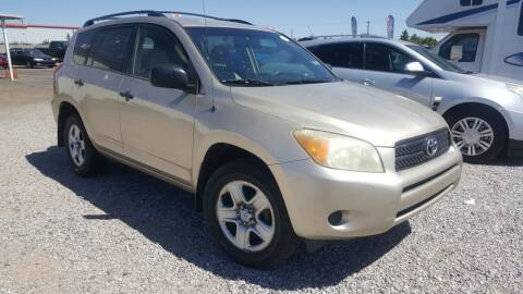 2006 Toyota RAV4 for sale at AZ Auto and Equipment Sales in Mesa AZ