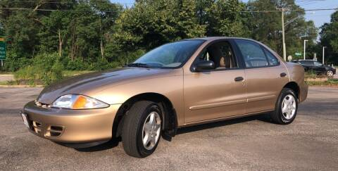 2000 Chevrolet Cavalier for sale at CPM Motors Inc in Elgin IL