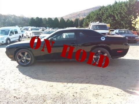 2013 Dodge Challenger for sale at East Coast Auto Source Inc. in Bedford VA