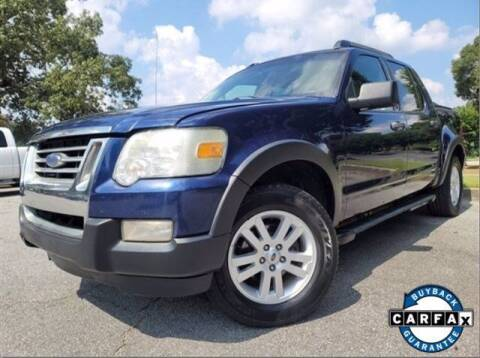 2008 Ford Explorer Sport Trac for sale at Carma Auto Group in Duluth GA