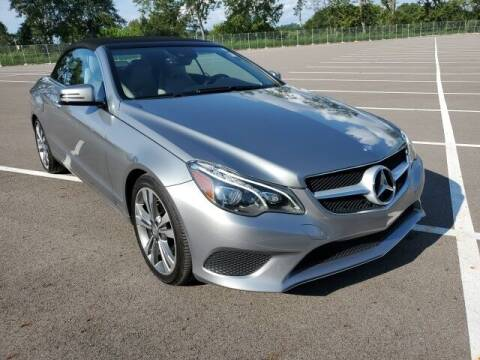 2014 Mercedes-Benz E-Class for sale at Parks Motor Sales in Columbia TN