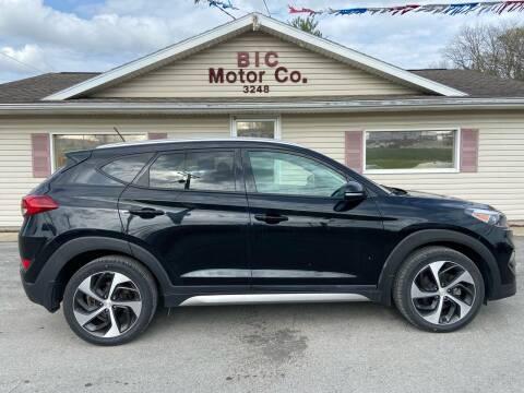 2017 Hyundai Tucson for sale at Bic Motors in Jackson MO