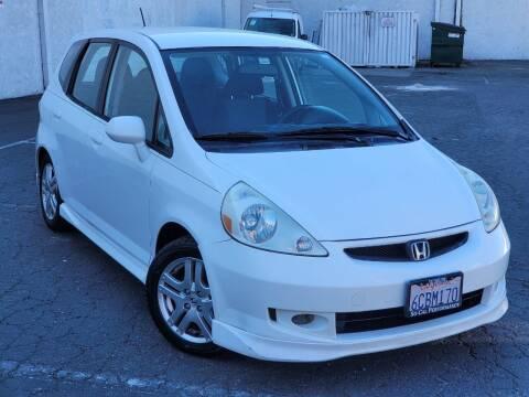 2007 Honda Fit for sale at Gold Coast Motors in Lemon Grove CA